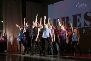 «Танцы до упаду» со студией «Fresh»