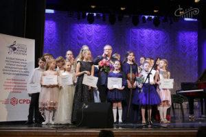 Стипендиаты Фонда Юрия Розума выступили на сцене СЦКиИ