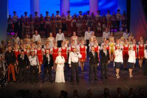 Коллективы СЦКиИ выступили на торжестве в честь Дня России и 235-й годовщины со дня основания Севастополя