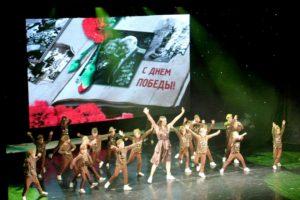 Отчетный концерт школы танца Todes