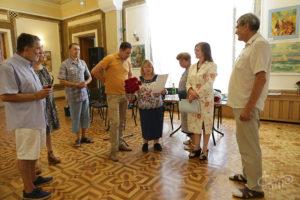 Творческая встреча с поэтом Людмилой Шершневой