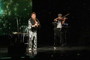 Концерт музыкантов из Японии в Севастополе