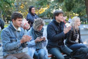 Концерт коллективов СЦКиИ на Летней эстраде Приморского бульвара