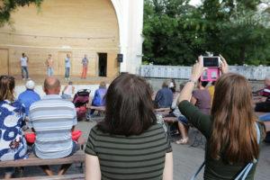 Большой бесплатный концерт на «Ракушке» от ведущих вокалистов Севастополя