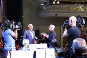 Австрийский канал снимает фильм об СЦКиИ и нашем симфоническом оркестре