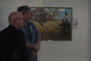 Выставка Сергея Берлова «Во имя Отечества»