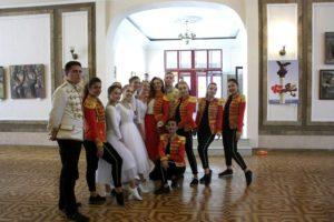 «Мисс и Мистер студенчество России»в СЦКиИ
