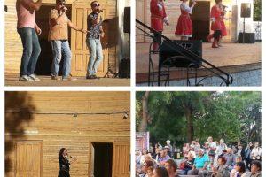 Концерт на «Ракушке»: «Жар-птица», «Мюзик-Экс» и Оксана Дунаева