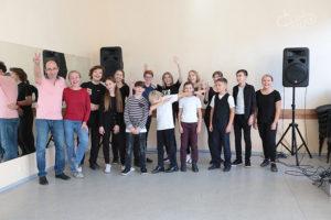 Мастер-класс по театральному мастерству и вокалу