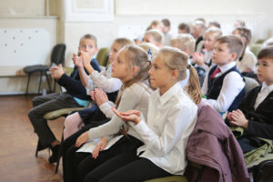 «Урок живой музыки» в школе №3