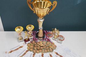 Золотой Гран-при у «Чёрного моря»