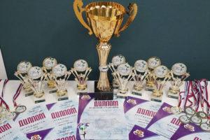 Золотой Гран-при «Зимней звезды» у «Чёрного моря»