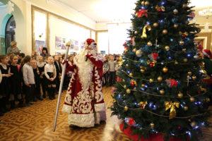 Открытие новогоднего сезона в СЦКиИ: «Двенадцать месяцев»