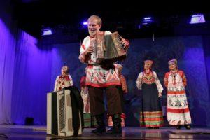Народному ансамблю фольклорной песни «Русь» – 35 лет!