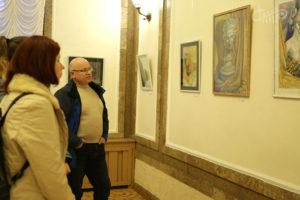 Отчётная выставка «Изостудии Сергея Берлова»