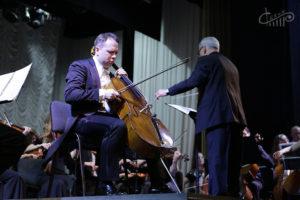 Глубокая лирика виолончели