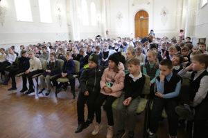 Проект «Урок живой музыки в твоей школе» уже год радует школьников