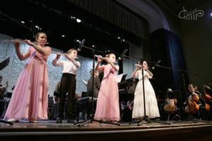 Концерт «Юные таланты твои, Севастополь!»