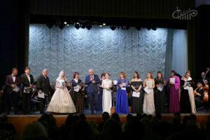 Концерт-посвящение Леониду Собинову