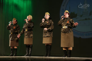 Открытие военно-патриотического фестиваля городов-героев