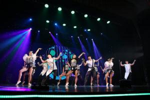 Концерт ансамбля «Черное море» к Международному дню танца
