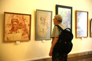 Выставка «Во имя жизни на Земле»