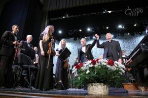 Концерт Севастопольского симфонического оркестра и Юрия Розума