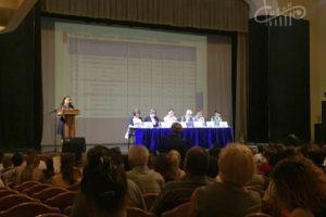 Публичные слушания ФНС в СЦКиИ
