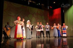 Концерт ко Дню славянской письменности и культуры