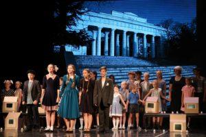 Спектакль «Война. Севастополь. Дети»