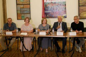 Пресс-конференция по знаковым культурным проектам в Севастополе