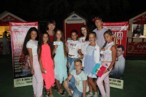 Воспитанники «Чёрного моря» побывали на ледовом спектакле «Ромео и Джульетта»