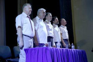 Встреча с лидерами КПРФ