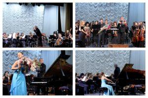Концерт классической музыки. Солисты: Мария Ким и Игорь Крамарев