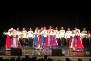 Уральский хор в Севастополе