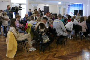 Пресс-конференция по фестивалю «100 городов России»