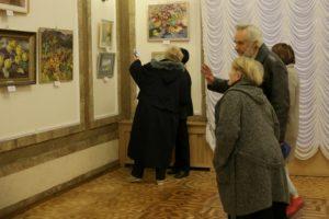 Выставка «Осенний ноктюрн»