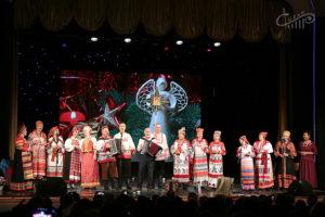 Концерт «Калядует каляда»