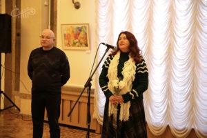 Выставка картин «Акварельные мелодии»