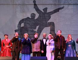 Севастополь отпраздновал годовщину общекрымского референдума 16 марта