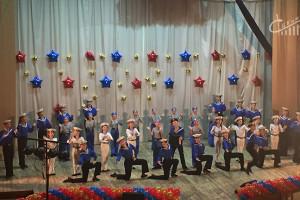 """Юные артисты """"Черного моря"""" привезли из Ялты Гран-при Международного фестиваля"""