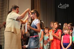 Итоги городского конкурса детского и юношеского творчества «Вдохновение» подвели в СЦКиИ