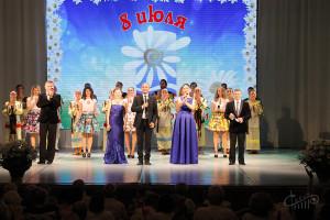 Артисты СЦКиИ поздравили севастопольцев с Днем семьи, любви и верности