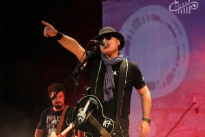 Легенды рока выступили на сцене СЦКиИ