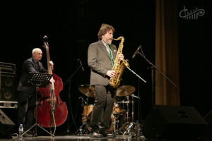 Джаз в Севастополе от Эмануэле Чизи