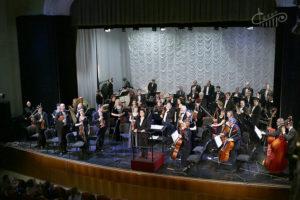 Традиционная встреча Крымской филармонии с юными и взрослыми любителями музыки в Севастополе