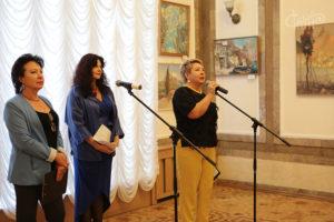 Отчетная выставка художников Севастополя