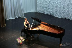 Концерт пианистки Натальи Шохиревой-Ушаковой