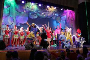 Новогодняя премьера: «По следам бременских музыкантов»