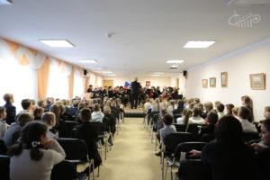 «Урок живой музыки» в школе №60